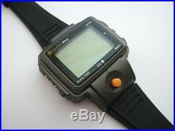 RARE NIB Vintage NOS Seiko Ruputer PRO 2Mb LCD wrist computer watch