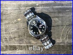RARE Seiko 6119-8100 MAC-V SOG watch. 100% Original! Authentic Vietnam War Item