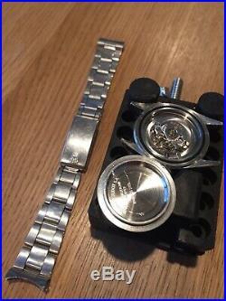 RARE Tudor Submariner Snowflake 90910 Vintage Rolex All Original