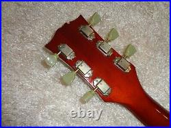 RARE Vintage 1975 Ibanez 2392 Japan Les Paul Custom pre lawsuit electric guitar
