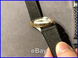 RARE Vintage 1979 Rolex Thunderbird Datejust Ref 16253 Buckley Dial Crisp Bezel