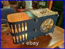 RARE Vintage 50's TV Lamp FISH BOWL by Bilt-Rite Mid Century Modern Decor MCM
