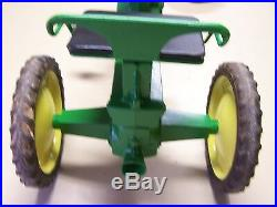 RARE Vintage Antique John Deere Pedal Tractor Toy Model 130
