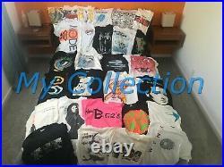 RARE! Vintage The Cure Original Prayer Tour T-Shirt 1989 2 sided Disintegration