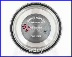 RARE Vintage Tudor Prince Submariner Ref. 76100 with Lollipop Hour Hand