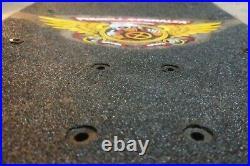 RARE vintage 1988 Powell Peralta Tony Hawk Medallion skateboard deck