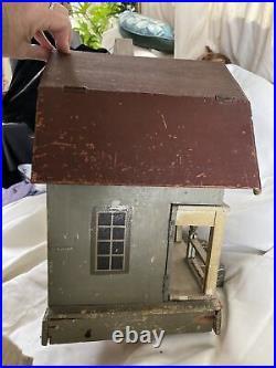 Rare 15 Antique Dollhouse, made in 1923, Germany Moritz Gottschalk Collectible