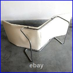Rare 1970s Mid Century Kroken Lounger By Christer Blomquist IKEA Vintage Modern