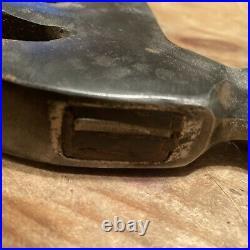 Rare Antique Vintage Triple Claw Hammer Unusual Tool