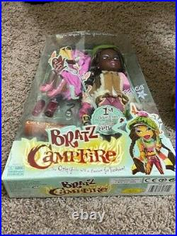 Rare Campfire Doll Felicia Doll by MGA New In Sealed Package Condition New