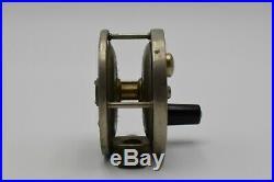 Rare Edward Vom Hofe Perfection size 2 Fly Fishing Reel vom Hofe Reel Model 360