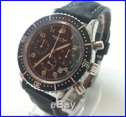Rare Excelsior Park Monte Carlo Vintage Chronograph, Valjoux 7740. A+ Condition