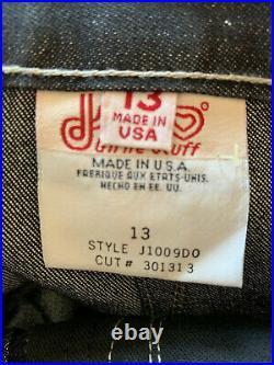 Rare JNCO Vintage 1990s Jeans NWT Women Size 13 Style J1009D0 Rave Raver