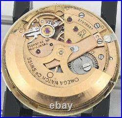 Rare OMEGA Seamaster Cosmic Big Seahorse Auto Date Vintage Mens Wrist Watch 1968
