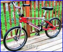 Rare Original Vintage Redline Proline Pro Gt Bmx Bike Racing USA Made Robinson