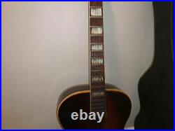 Rare Regal Gibson Vintage Montgomery Ward acoustic guitar project case archtop