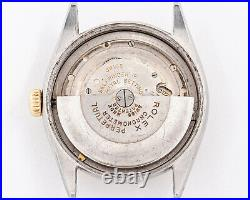 Rare Rolex 6085 Big Bubbleback with RED Officially Writing on Dial