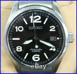 Rare! SEIKO SARG009 23 Jewels 6R15-02R0 Automatic Mens Watch Stainless Japan