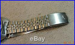 Rare Seiko 150m Diver Wristwatch 6105-8009T 8000 Automatic Watch Made In Japan