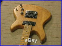 Rare Transition Peavey USA Horizon Guitar with OHSC 24.75 Scale Vintage