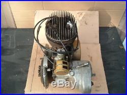 Rare Villiers Motorcycle Engine Motor Antique Vintage British Motorcycle Engine
