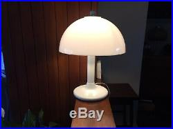 Rare Vintage 1970s Table Lamp by H J Steinhaur Holland VGC and PAT Tested