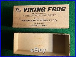 Rare Vintage Fishing Lure