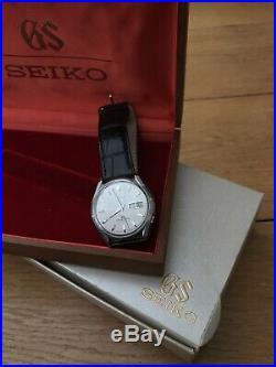 Rare Vintage Grand SEIKO 6246-9000 With Grand Seiko Boxes- Serviced In 2016