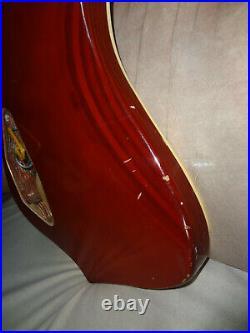Rare Vintage HONDO PAUL STANLEY ICEMAN Type Electric Guitar