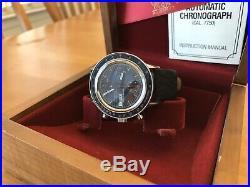Rare Vintage Hamilton 9367 Speedmaster Chronograph Valjoux 7750 withbox