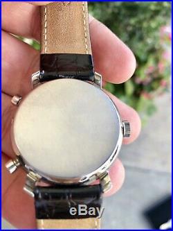 Rare Vintage Hamilton Chrono-matic Project 99 Cal. 11 Automatic Panda 36mm Mint