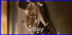 Rare Vintage Hamilton Vulcain Cricket Alarm Watch with Instructions