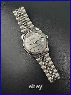 Rare Vintage Mido Commander Day Date rare Mido 8299 swissmade mens watch
