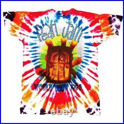 Rare Vintage Pearl Jam 1995 World Tour Live in Concert Shirt T-Shirt Tie-dye XL