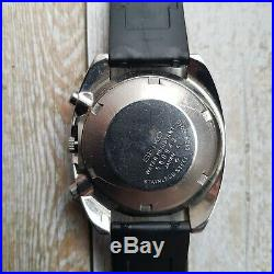 Rare Vintage Seiko Day Date Chronograph 6139-6012