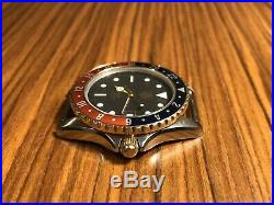 Rare Vintage Tag Heuer 1000 Watch 980.020B GMT Pepsi with NATO Strap