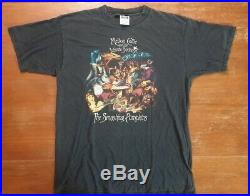 Rare Vintage XL Smashing Pumpkins Mellon Collie Infinite Sadness T-Shirt black