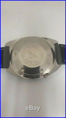 Rare1968 Seiko 6106-8100 Proof Sports Diver