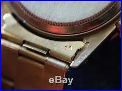 Rolex Vintage Daytona Cosmograph 18K Yellow Gold Ref. 6263 Circa 1982 RARE