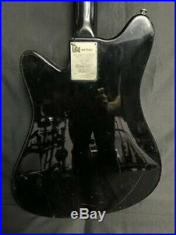 STELLA RARE Soviet Vintage Electric Stereo Guitar USSR Russia