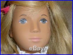 Sasha Doll Vintage 1982 Human Hair Rare