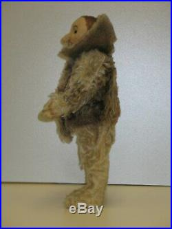 Steiff Doll Extremely Rare Circa 1909-1910