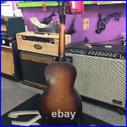 Super Rare Vintage 1936-1937 Hawaiian 1 Vaquero Stella Parlor Guitar by Kay