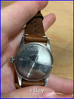 Tudor Mens Oyster Prince Rotator Self-Winding Watch Rare Vintage Works Great