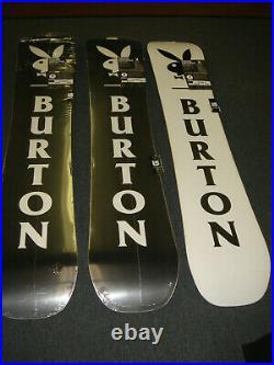 VINTAGE BURTON SNOWBOARD PLAYBOY BOARD Size 155 NEW IN WRAPPER RARE last one