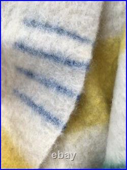 VINTAGE PENDLETON YELLOWSTONE BLANKET 4 POINT BLANKET Rare 52 X 73