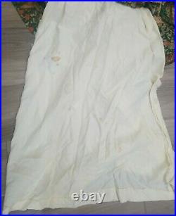 VTG Gunne Sax Garden of Eden Adam & Eve Corset BOHO Maxi Dress Dream Dress RARE