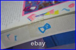Very Rare Vintage 1991 Sindy Make Up Counter Playset Hasbro New Sealed
