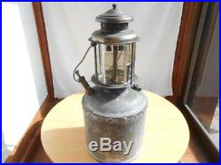 Vintage 1920's Coleman Pottery Lanterns Quick-Lite Model E20 200A Very Rare