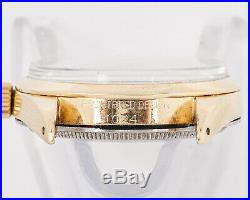 Vintage 1967 RARE Rolex Gold Shell Oyster Perpetual Ref. 1024 out of an Estate